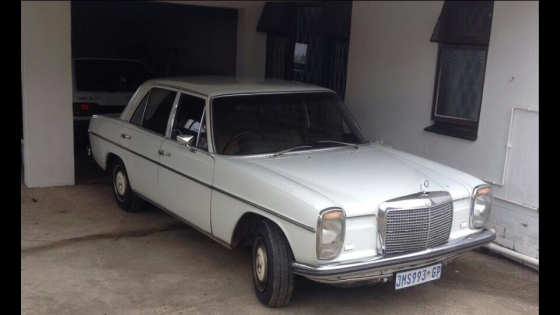 sale adenauer saloon for the auction classic benz results mercedes