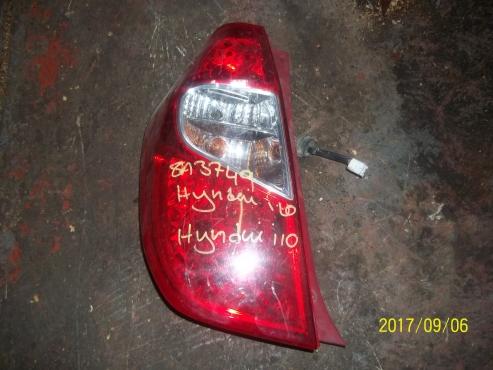 Hyundai i10 tailligh