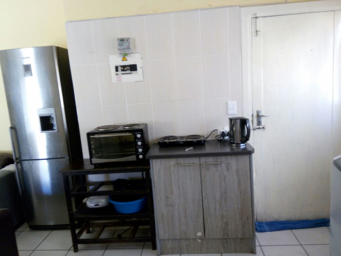 1 bed flat to let in Randfontein