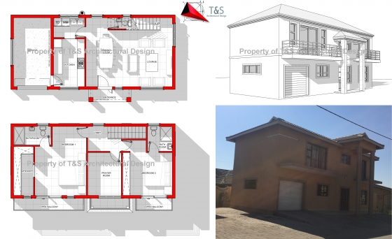 CONVERTED TRIPLE GARAGE INTO A NEW FAMILY HOME, DESIGN, HOUSE PLAN, ALTERATIONS & DRAUGHTING