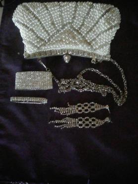 Matrix farewell dress+accesories