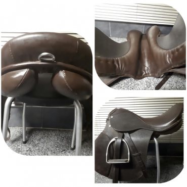 Solo GP saddle for sale