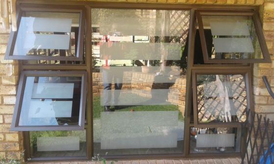 SPECIALLY DESIGNED ALUMINIUM WINDOW