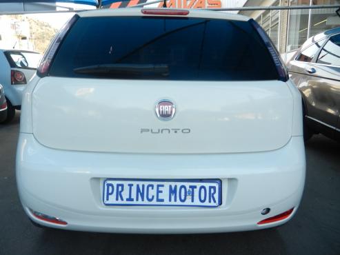 2012 Fiat Punto 1.4 R75000