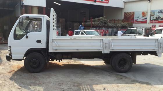 Isuzu 4 Ton Truck 2007 For Sale