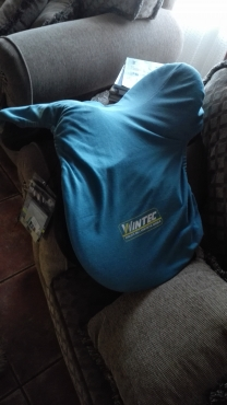 Wintec 250 jumping saddle
