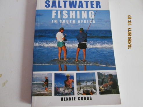 SALTWATER FISHING IN SOUTH AFRICA - HENNIE CROUS
