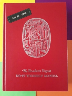 Used, The Readers Digest Do-It-Yourself Manual. for sale  Johannesburg - East Rand