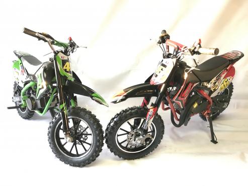 New type kids mini dirt bikes - High Spec engine - NEW