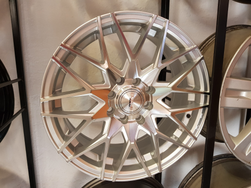 15 New A Line Element mag wheels