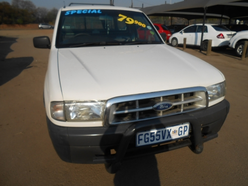 2001 Ford Ranger Manual 2 2 Petrol Junk Mail