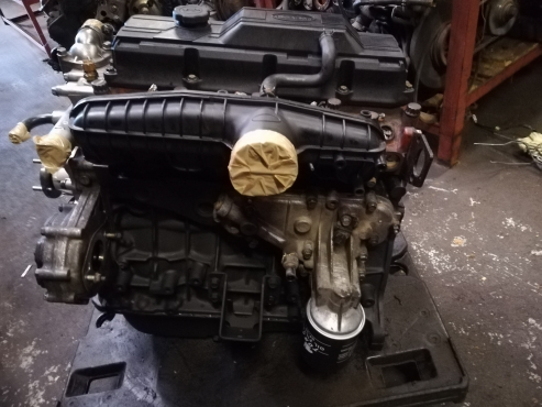 KiA K2700 ENGINE