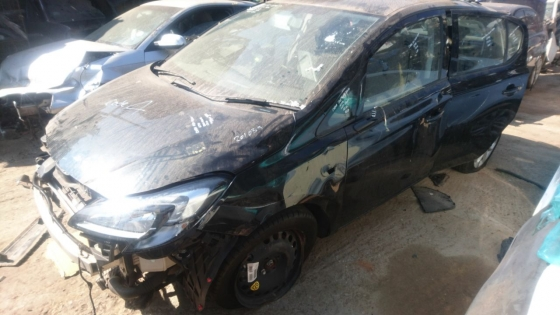 2014 Opel Corsa 5 Stripping For Spares