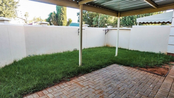 Two bedroom townhouse for rent in Lindene, Kimberley