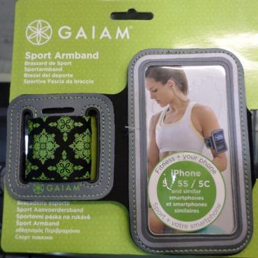 Gaiam sport armband