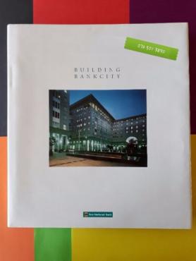 Building BankCity - Stephen Higgins.