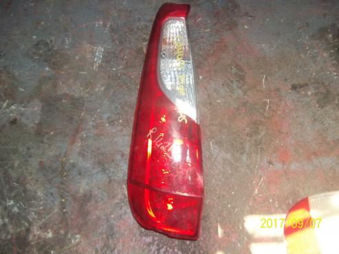 Ford Figo taillight