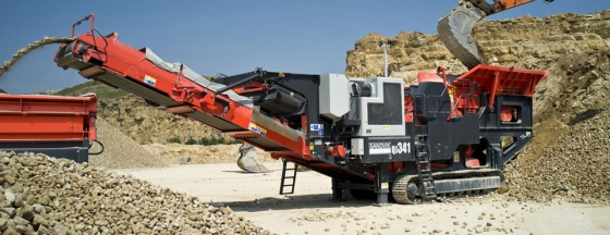 Crushing and Drilling Equipment Hire