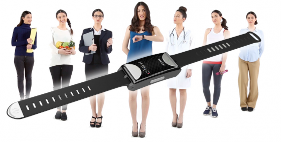 Helo Wrist Band - A New dimesion in mobile Health