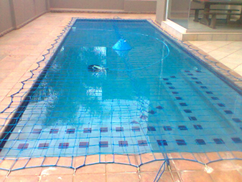 Pool Safety Nets & Covers