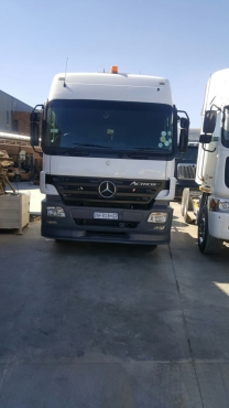 Mercedes Benz Actros 26.40 MP2
