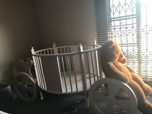 CARRIAGE COT FOR SALE