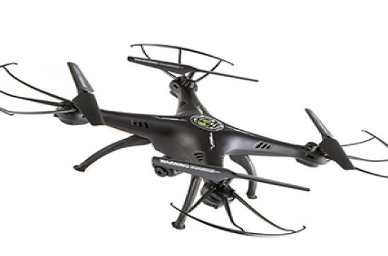 Sky warrior drone