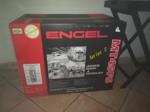 Engel 40 ltr fridge freezer
