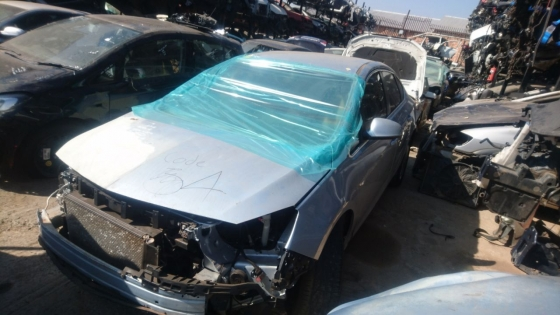 2015 Opel Astra 2015 Stripping For Spares