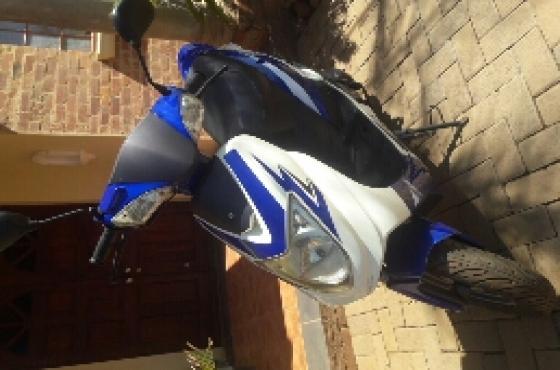 Go-moto ACTIVA 125cc Scooter | Junk Mail