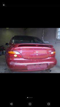 Hyundai Elantra J2 - 1998 - Stripping For Spares