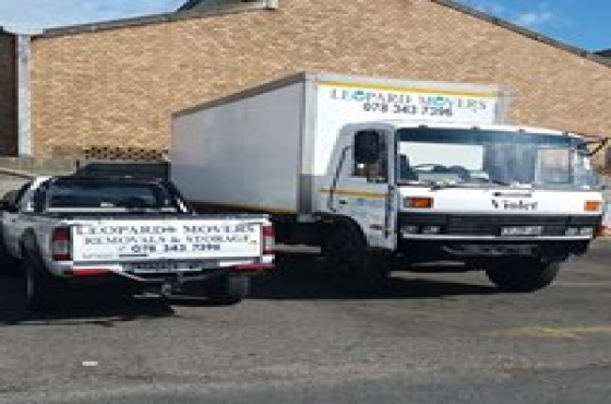 Discounted Removals From Kimberly To Western Cape 0783437396