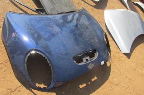 2017 Mini Clubman Bonnet Blue For Sale
