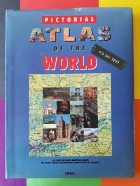 Pictorial Atlas Of The World - Tormont.