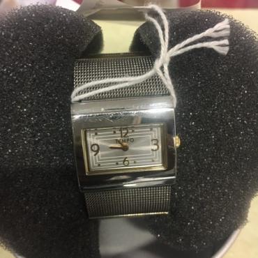 Rectangular Tempo watch