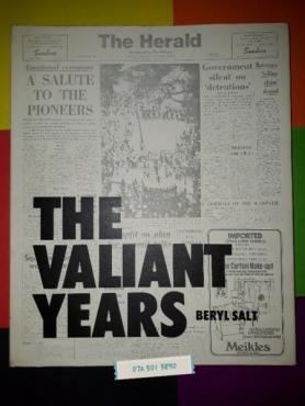 The Valiant Years - Beryl Salt.
