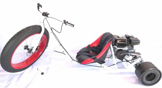 200cc Petrol Drift trike - New