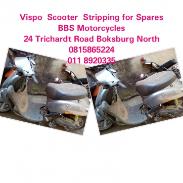 Sym Jet Scooter stripping for spares