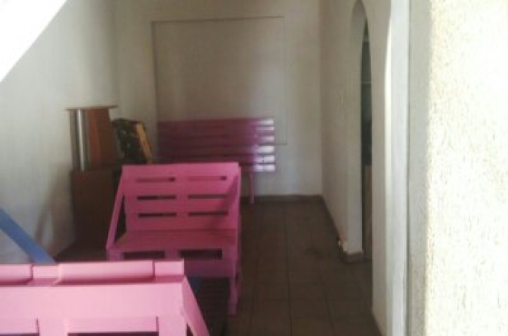 1.5 bedroom garden flat to rent in Booysens PTA