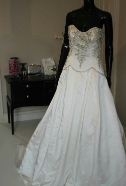 Maggie Sottero Imagene gown
