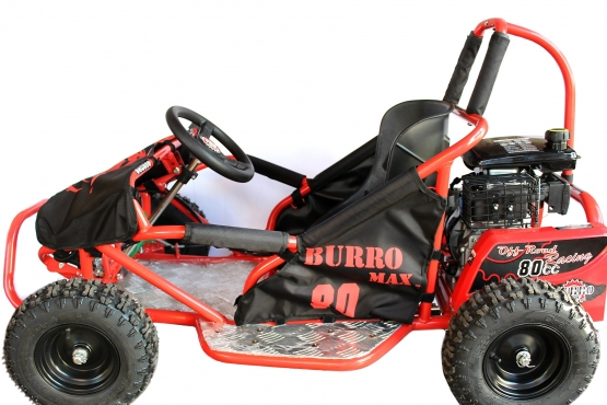 80cc petrol gokarts for kids - NEW