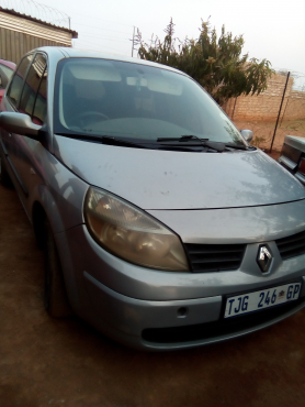 Renault scenic 2006 model none runner