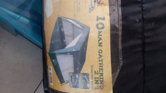 10 Man CampGear Tent For Sale