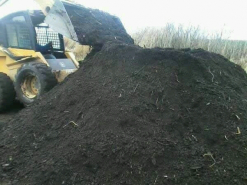 Topsoil and compost