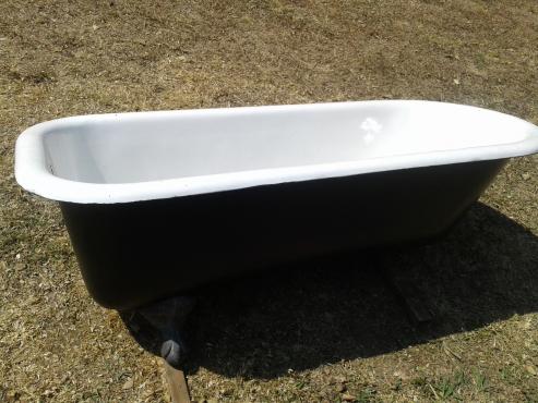 cast iron victorian bath | junk mail