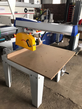 Radial Arm Saw, ROOSMAC, MJ640, 640x110mm, Ø-355mm, 3kW