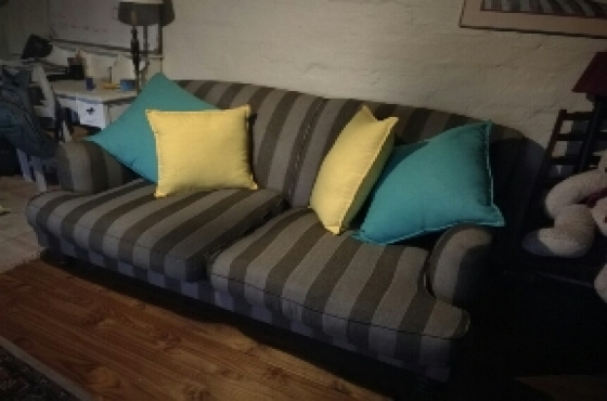 Wetherleys Large Couch for good home