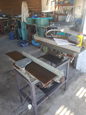 Rockwell Delta Table Saw And Planer Combination