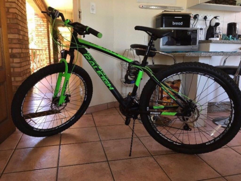 Raleigh MXR 29er Mountain Bike