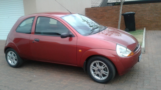 Excellent Condition Ford Ka For Sale